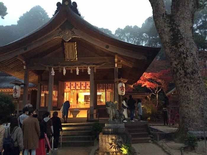 竈門 神社